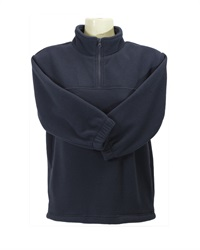 19328C  HALF ZIP POLAR FLEECE