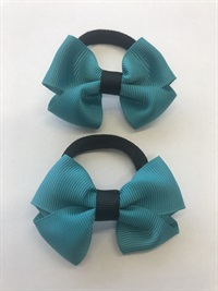 TULA BOW 2PACK  BOW HAIRTIE 2