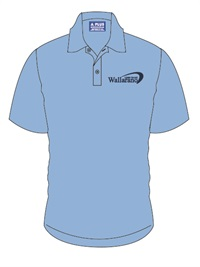 WALR 0800C  CHILDS POLO SHIRT.