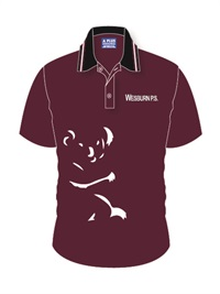 WESB 0863C  SHORT SLEEVE POLO