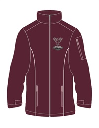 JNFC 3880C  SOFT SHELL JACKET