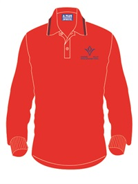 DVGC 1278C  LONG SLEEVE POLO