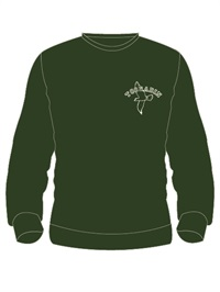 TRDN 0100C  FLEECE CREW NECK W