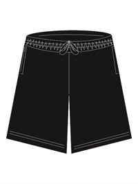 LALN 1700  RUGBY SHORTS