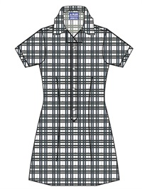 ALBY 20917C  SUMMER CHECK DRES