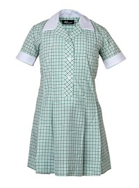 LOYS 21141C  SUMMER CHECK DRES