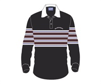 BUHS 0722A  RUGBY TOP