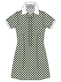 LALN 20914C  GINGHAM CHECK SCH