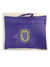 HDBG 004  LIBRARY FOLIO BAG