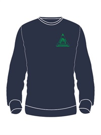 ALBY 0100C  FLEECE  CREW NECK