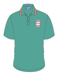 STST 08071A  SHORT SLEEVE POLO