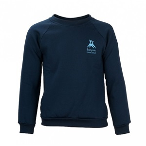 BAYL 0100C  FLEECE  CREW NECK