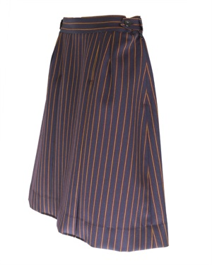 20786A  GIRLS PLEATED WINTER S