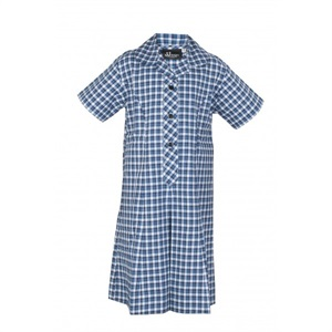 BAYL 21145C  SUMMER CHECK DRES