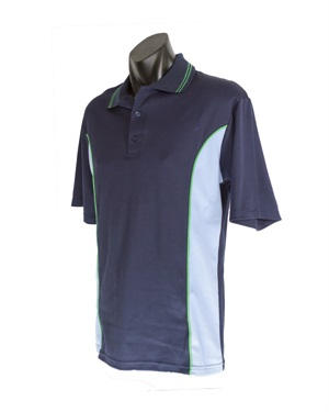 08202A  PANELLED SHORT SLEEVE