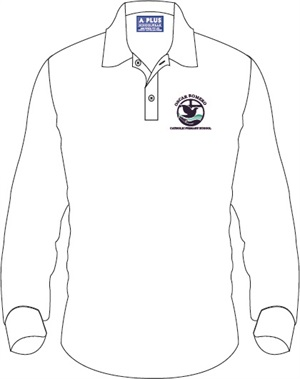 OSRO 1100C  LONG SLEEVE POLO