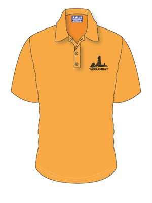 YARM 0800C  SHORT SLEEVE POLO