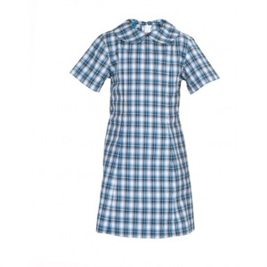HDGB 21146C  SUMMER CHECK DRES