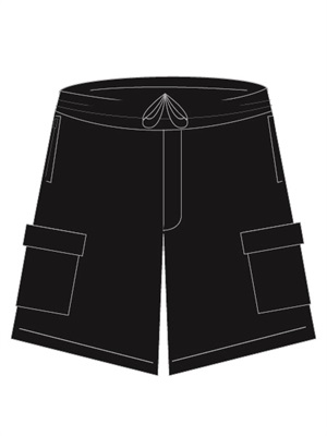 CWST 17403  PV CARGO SHORTS VE