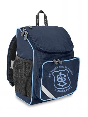 STJO 002 UNOPAK  SCHOOL BAG UN