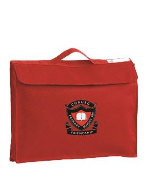 COBG 009  PREMIER LIBRARY BAG
