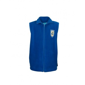 HDBG 19867  POLAR FLEECE VEST.