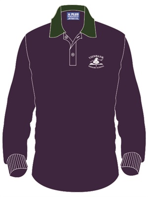 VWBK 11911C  LONG SLEEVE  POLO