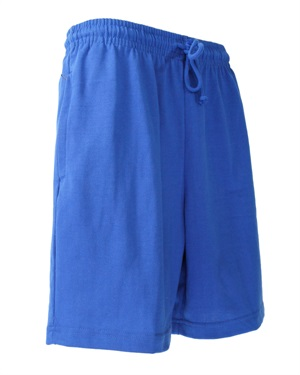 1700A  COTTON KNIT RUGBY SHORT