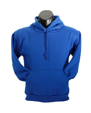 0303C  UNLINED HOOD WITH POUCH