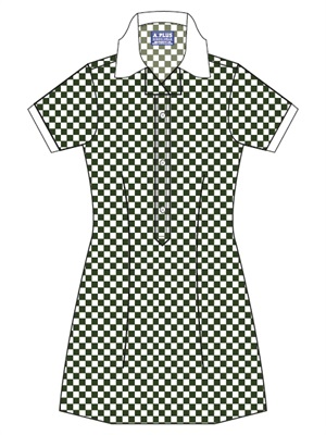TRDN 20914C  GINGHAM CHECK SCH