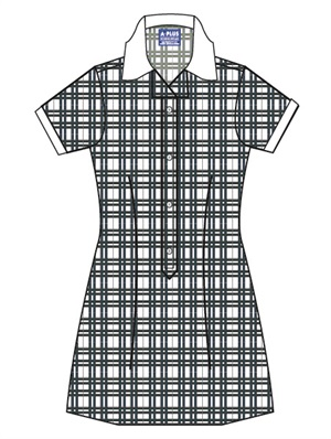 GLWA 20013C  SUMMER CHECK DRES