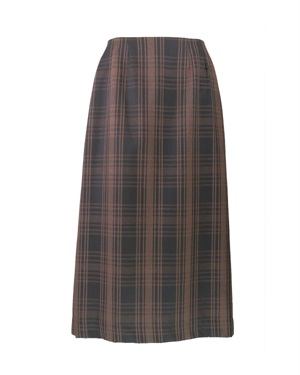 20916A  LONG LINED SKIRT