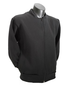 0402C  ZIP JACKET WITH 2 SIDE