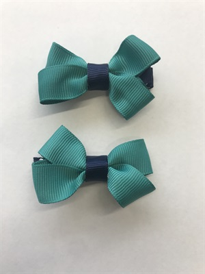 OAKP BOW CLIPS  MINI BOW CLIPS