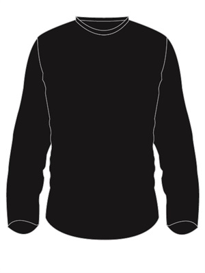 KYTN 51801  LONG SLEEVE T-SHIR
