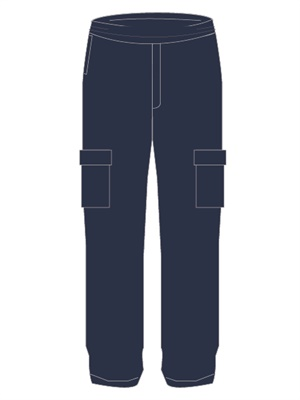 ALBY 02541C  PV CARGO PANT