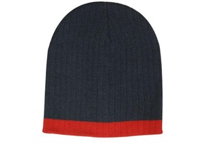 STMM 4195  KNITTED  BEANIE