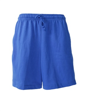 1700C  COTTON KNIT RUGBY SHORT