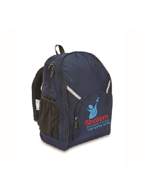 SHOL 009-L  SCHOOL BAG UNOPAK
