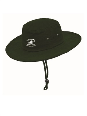 VWBK AH702  WIDE BRIMMED HAT