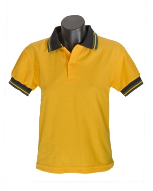 08162C  SHORT SLEEVE POLO WITH