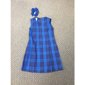 BAYL 21143C  CHECK PLEATED TUN