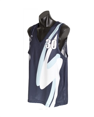 1602A  SUBLIMATED SPORTS SINGL