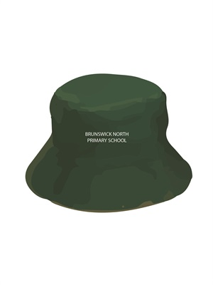 BRUN 008  BUCKET HAT ADJUSTABL