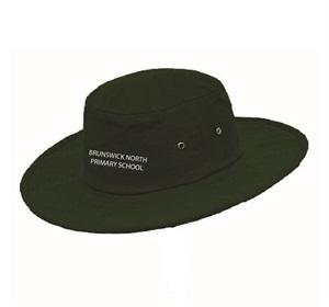 BRUN 006  SLOUCH HAT