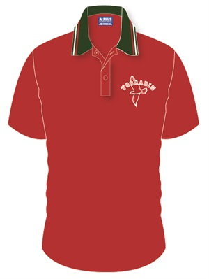 TRDN 0847C  SHORT SLEEVE POLO