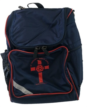 STMM 002 UNOPAK  SCHOOL BAG UN