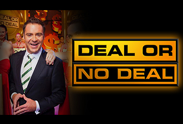Deal Or No Deal Moderator