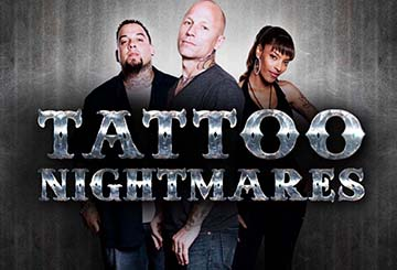 Tattoo nightmares tv show australian tv guide the fix for Is tattoo nightmares still on