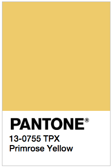 pantone have released their 2017 colour trend predictions